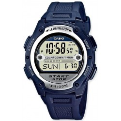 Orologio Uomo Casio Collection W-756-2AVES Multifunzione Digital