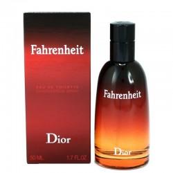 Profumo Uomo Christian Dior Fahrenheit Eau de Toilette EDT Vapo 50 ml