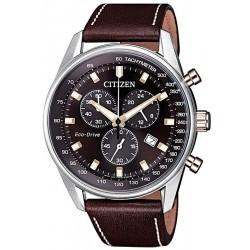 Acquistare Orologio Uomo Citizen Crono Eco Drive AT2396-19X