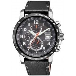 Orologio Uomo Citizen Radiocontrollato H800 Sport Eco-Drive AT8124-08H