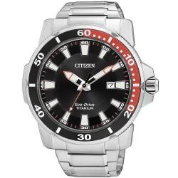 Orologio Uomo Citizen Sport Titanio Eco-Drive AW1221-51E