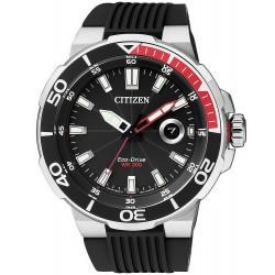Orologio Uomo Citizen Marine Sport Eco-Drive AW1420-04E