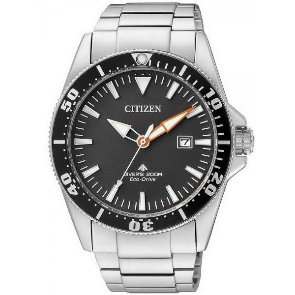 Acquistare Orologio Uomo Citizen Promaster Diver's Eco-Drive 200M BN0100-51E