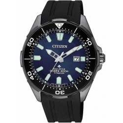 Orologio Uomo Citizen Promaster Diver's Eco Drive 200M Super Titanio BN0205-10L