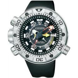 Orologio Uomo Citizen Promaster Aqualand BN2021-03E Profondimetro