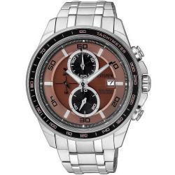 Orologio Uomo Citizen Super Titanium Crono Eco-Drive CA0347-56W