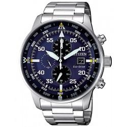 Acquistare Orologio Uomo Citizen Crono Aviator Eco-Drive CA0690-88L
