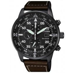 Acquistare Orologio Uomo Citizen Crono Aviator Eco-Drive CA0695-17E