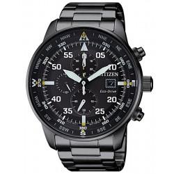 Acquistare Orologio Uomo Citizen Crono Aviator Eco-Drive CA0695-84E