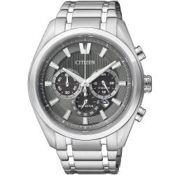 Orologio Uomo Citizen Super Titanium Crono Eco-Drive CA4010-58H