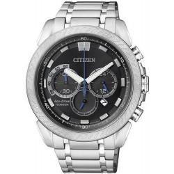 Orologio Uomo Citizen Super Titanium Crono Eco-Drive CA4060-50E