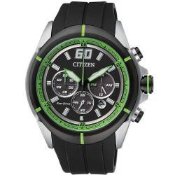Orologio Uomo Citizen Crono Racing Eco-Drive CA4104-05E