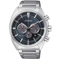 Orologio Uomo Citizen Crono Eco Drive CA4280-53L