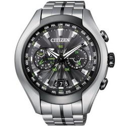 Acquistare Orologio Uomo Citizen Satellite Wave Air Eco-Drive Titanio CC1054-56E