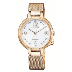 Acquistare Orologio Citizen Donna Radiocontrollato Bluetooth Lady Eco-Drive EE4033-87A