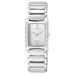 Orologio Citizen Donna Lady Eco-Drive EG2961-54A Diamanti