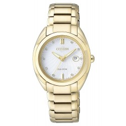Acquistare Orologio Citizen Donna Lady Eco-Drive EM0313-54A Diamanti