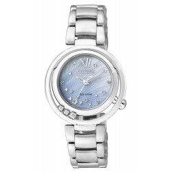 Acquistare Orologio Citizen Donna Lady Eco-Drive EM0321-56D Diamanti Madreperla