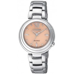 Acquistare Orologio Citizen Donna Lady Eco-Drive EM0331-52W Diamanti Madreperla
