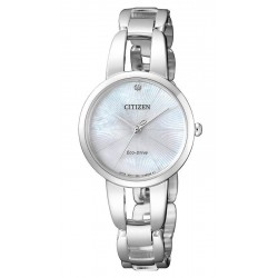 Acquistare Orologio Citizen Donna Lady Eco-Drive EM0430-85N Diamanti Madreperla