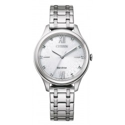 Orologio Citizen Donna Lady Eco Drive EM0500-73A