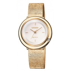 Orologio Citizen Donna Ambiluna Eco-Drive EM0643-84X Diamante
