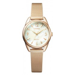 Orologio Citizen Donna Lady Eco Drive EM0686-81D Madreperla