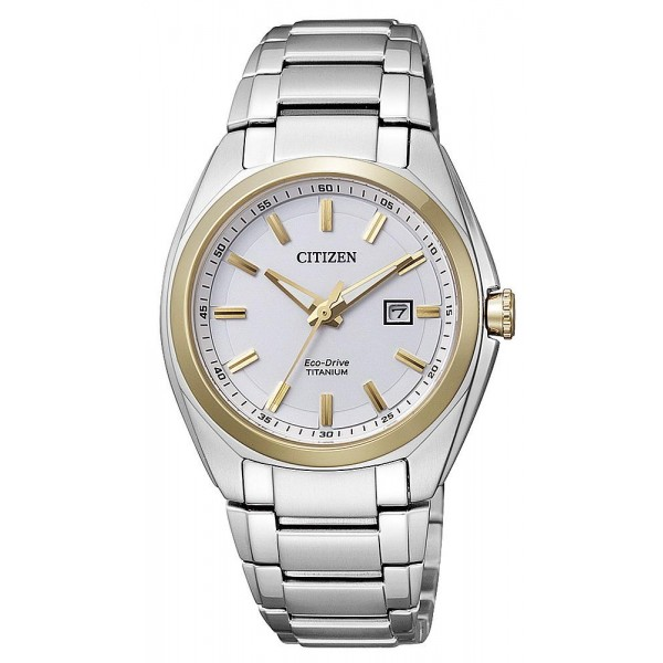 Acquistare Orologio Citizen Donna Super Titanium Eco-Drive EW2214-52A