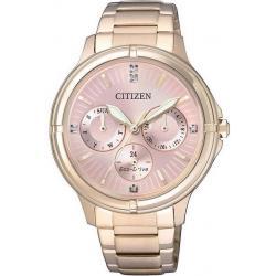 Orologio Citizen Donna Lady Eco-Drive FD2033-52W Multifunzione