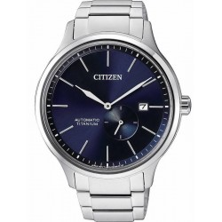 Orologio Uomo Citizen Super Titanium Meccanico NJ0090-81L