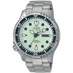 Acquistare Orologio Uomo Citizen Promaster Diver's Automatic 200M NY0040-50W