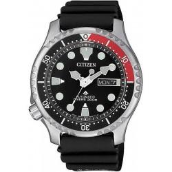 Orologio Uomo Citizen Promaster Diver's Automatic 200M NY0085-19E
