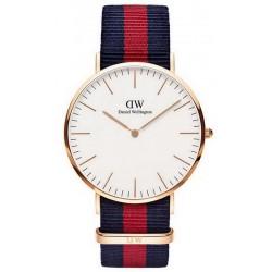 Acquistare Orologio Uomo Daniel Wellington Classic Oxford 40MM DW00100001