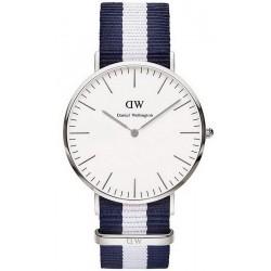 Acquistare Orologio Uomo Daniel Wellington Classic Glasgow 40MM DW00100018