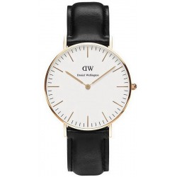 Orologio Unisex Daniel Wellington Classic Sheffield 36MM DW00100036