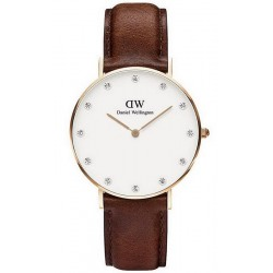 Acquistare Orologio Donna Daniel Wellington Classic St Mawes 34MM DW00100075