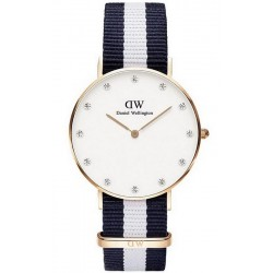 Orologio Donna Daniel Wellington Classic Glasgow 34MM DW00100078
