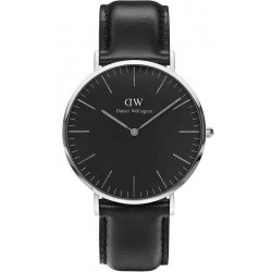 Orologio Uomo Daniel Wellington Classic Black Sheffield 40MM DW00100133