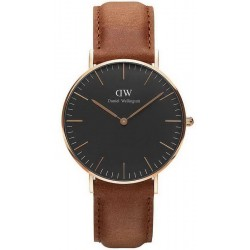 Acquistare Orologio Unisex Daniel Wellington Classic Black Durham 36MM DW00100138
