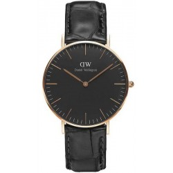Orologio Unisex Daniel Wellington Classic Black Reading 36MM DW00100141