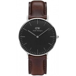 Acquistare Orologio Unisex Daniel Wellington Classic Black Bristol 36MM DW00100143