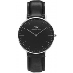 Orologio Unisex Daniel Wellington Classic Black Sheffield 36MM DW00100145