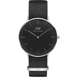 Acquistare Orologio Unisex Daniel Wellington Classic Black Cornwall 36MM DW00100151