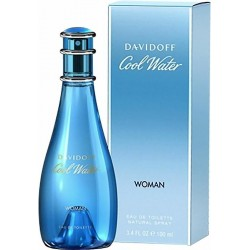 Acquistare Profumo Donna Davidoff Cool Water Eau de Toilette EDT 100 ml