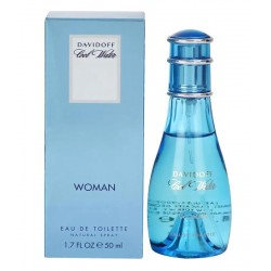 Acquistare Profumo Donna Davidoff Cool Water Eau de Toilette EDT 50 ml