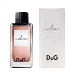 Profumo Donna Dolce & Gabbana 3 L'Imperatrice Eau de Toilette EDT Vapo 100 ml