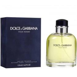 Profumo Uomo Dolce & Gabbana Pour Homme Eau de Toilette EDT 125 ml