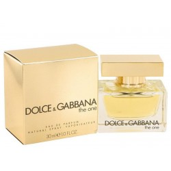 Profumo Donna Dolce & Gabbana The One Eau de Parfum EDP Vapo 30 ml