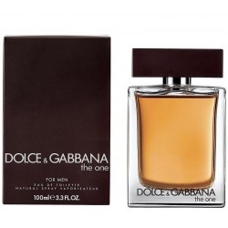 Profumo Uomo Dolce & Gabbana The One Eau de Toilette EDT Vapo 100 ml