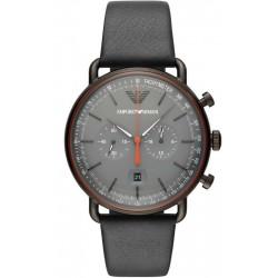 Acquistare Orologio Uomo Emporio Armani Aviator AR11168 Cronografo